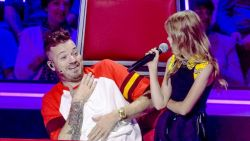 Torenhoog showgehalte in tweede battles van 'The Voice Kids'