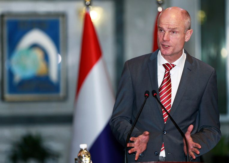 Minister van Buitenlandse Zaken Stef Blok.