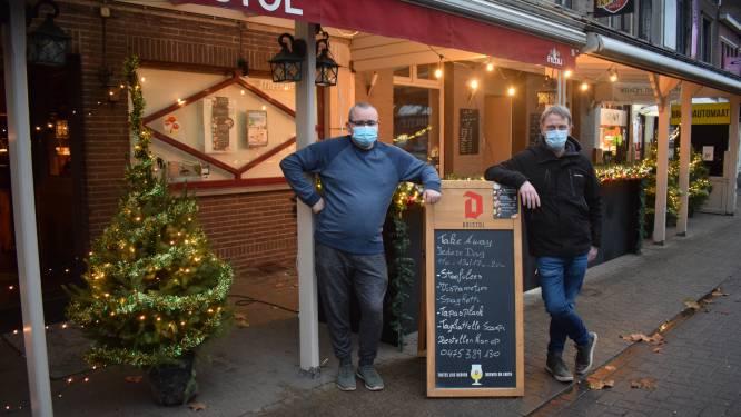 """Cafébazen stoppen met succesvolle takeaway op Grote Markt: """"Door toenemende drukte en stijgende coronacijfers onmogelijk geworden"""""""