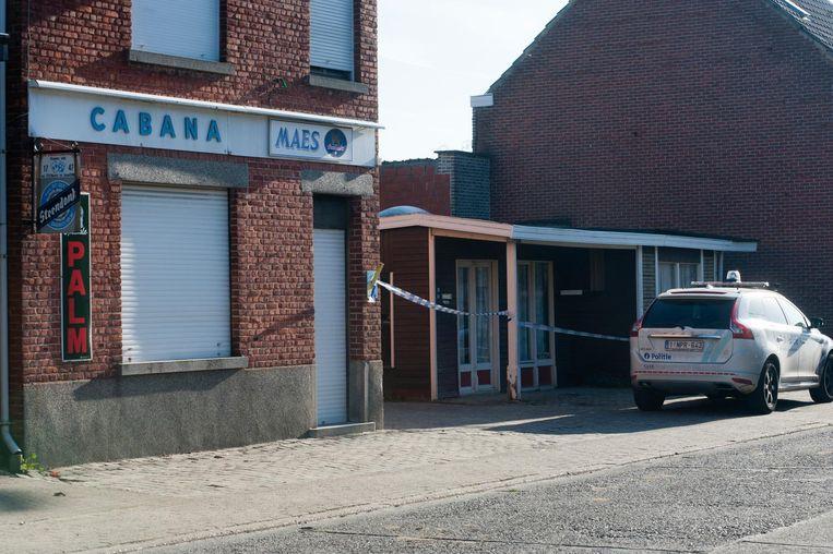 Ernest werd gevonden in zijn woning naast zijn café Cabana. In de café bleken de weken voordien enkele inbraken te hebben plaatsgevonden. De vermoedelijke daders zijn nu door de rechtbank veroordeeld voor de diefstallen en heling.