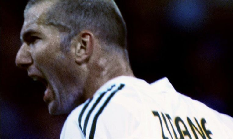 Zidane, un portrait du 21e siècle (2006)  Beeld