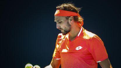 Bemelmans meteen onderuit in kwalificaties Roland Garros, Darcis door