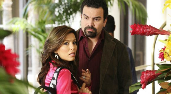 Ricardo speelde in 'Desperate Housewives' de rol van Carlo Solis, de man van Gabrielle, een rol van Eva Longoria.
