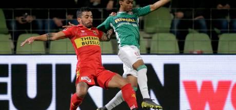 FC Dordrecht lijkt koren op de molen van favoriet GA Eagles