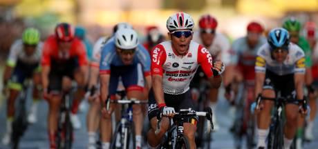 Slotrit prooi Ewan, Bernal (22) wint de Tour, Kruijswijk derde op eindpodium
