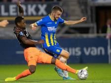 Twee doelpunten in twee minuten doen RKC de das om tegen PSV