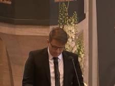 Uitvaart vermoorde Duitse politicus: 'Lieve papa, je dood is onbegrijpelijk'