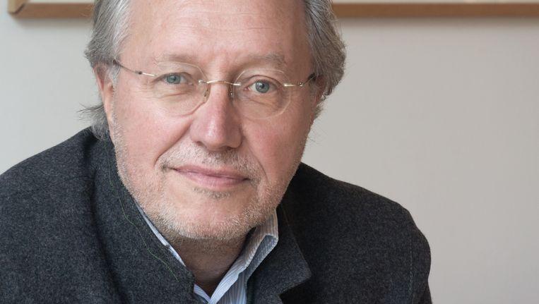 Christoph Buchwald. Beeld Irwan Droog
