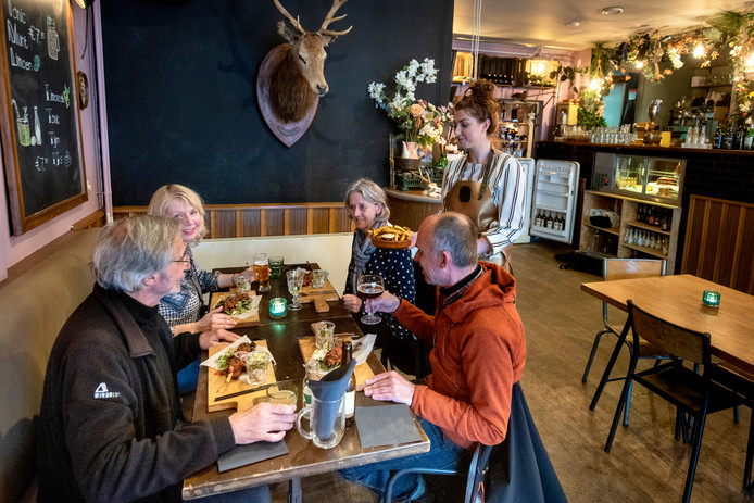 Arnhem, 5 mei 2019. Restaurant MeeM, rubriek Over de Tong Z-katern . Foto: Gerard Burgers