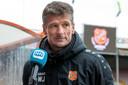 Wim Jonk anno 2021: trainer van FC Volendam.