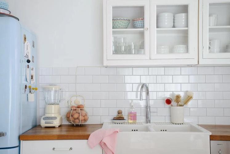 We zien onze kraan meer en meer als de finishing touch in een mooie keuken.