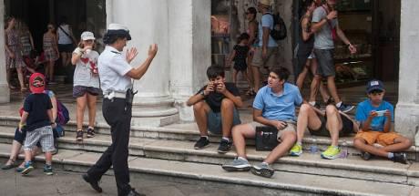 Even zitten in Venetië? Maximaal 500 euro boete