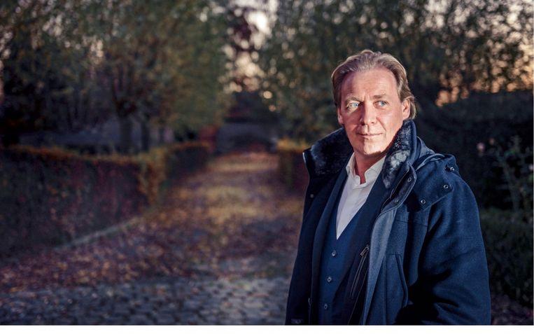 Advocaat Frank Scheerlinck: 'Mijn cliënt Jurgen Roels zei dat ik hem niet zou geloven als hij me de waarheid vertelde. En hij had gelijk: het wás een hallucinant verhaal.' Beeld