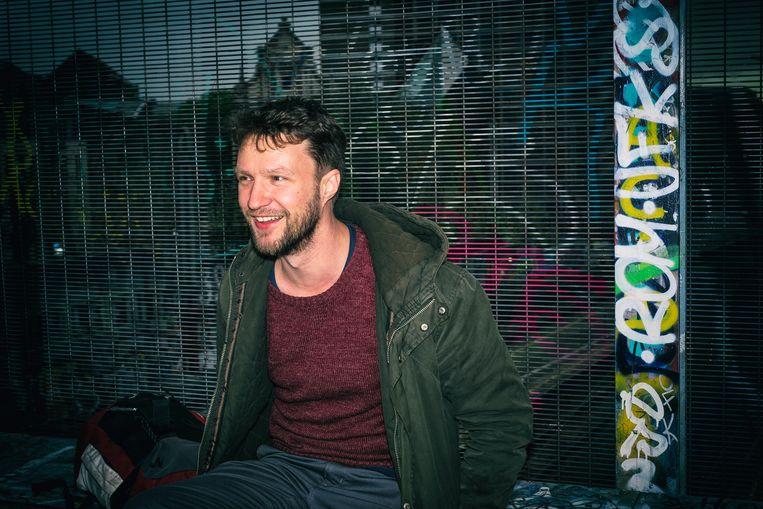 Frederik Lamote, Growfunding Beeld RV