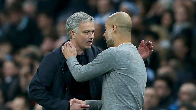 """Mourinho over band met Guardiola: """"Hij belde me toen mijn vader stierf. Dat vergeet ik niet"""""""