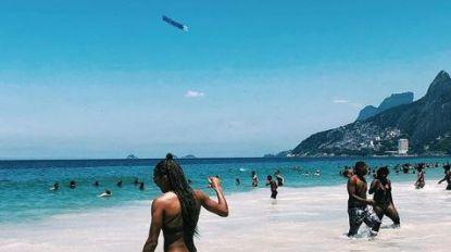 Nafi Thiam terug in 'haar' Rio en daar geniet ze met volle teugen van