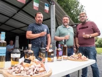 The Hogshead Whisky Club Oudenaarde kan weer buiten komen