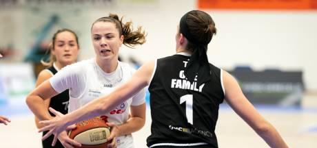 Basketbalsters Batouwe schieten uit de startblokken