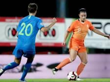 Vålerenga geeft Spitse geen toestemming voor Rusland-trip met Leeuwinnen