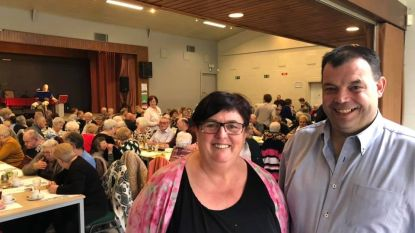 Gemeentelijke seniorennamiddag kent topeditie