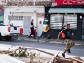Justitie jaagt op plunderaars Sint Maarten