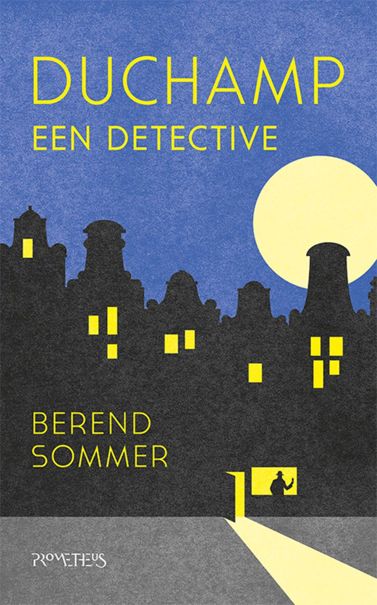 Berend Sommer Duchamp. Een detective Prometheus; 191 blz. € 17,99 Beeld RV