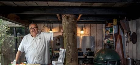 Julius Jaspers kookt 150 dagen per jaar buiten: dit is de ideale buitenkeuken