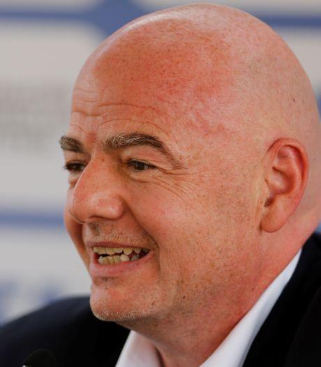 FIFA-baas Gianni Infantino ondanks onvrede: 'WK om het jaar is mogelijk'