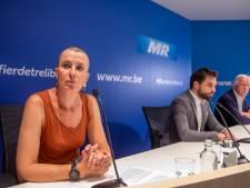 """Nadia Geerts, """"référence dans le combat pour la neutralité de l'État"""", devient conseillère au centre d'études du MR"""