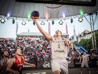 """Bezieler Nick Celis kijkt vooruit naar het olympisch  3x3 basketbaltoernooi: """"Eerste doel is top zes, dat geeft ons de kans om verder te dromen"""""""