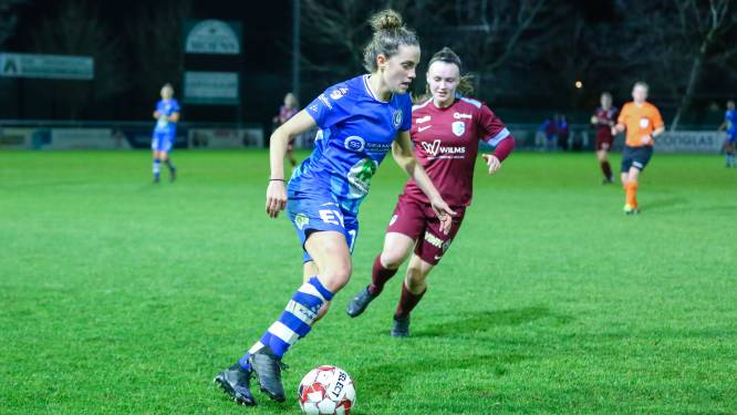"""Chloé Vande Velde en AA Gent Ladies ontvangen Zulte Waregem: """"Lijn van vorige speeldagen doortrekken"""""""