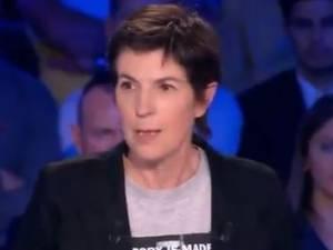 """Les esclaves """"en pleine forme"""": les propos de Christine Angot suscitent l'indignation"""