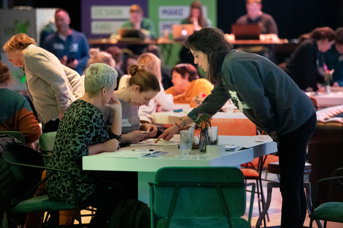 Eindhoven Eductional Design Expedition 150 docenten gaan brainstormen om oplossingen te bedenken voor het onderwijs