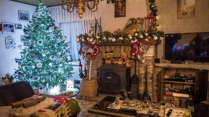Grootste kerststal van Staden staat in Westrozebeke