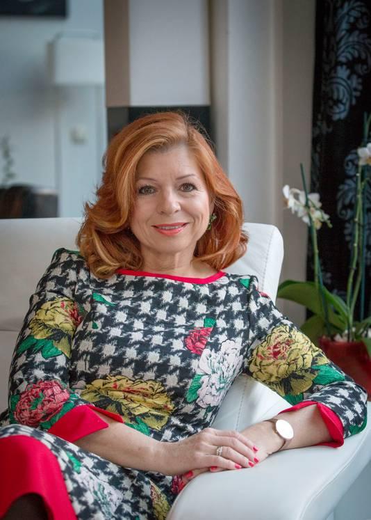 Karina Klaassen is getrouwd met haar collega.