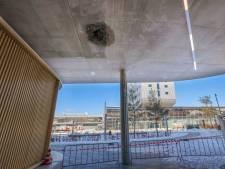 Parkeergarage Eindhoven Airport nader onder de loep na beton-incident; verdachte plekken dagelijks geïnspecteerd