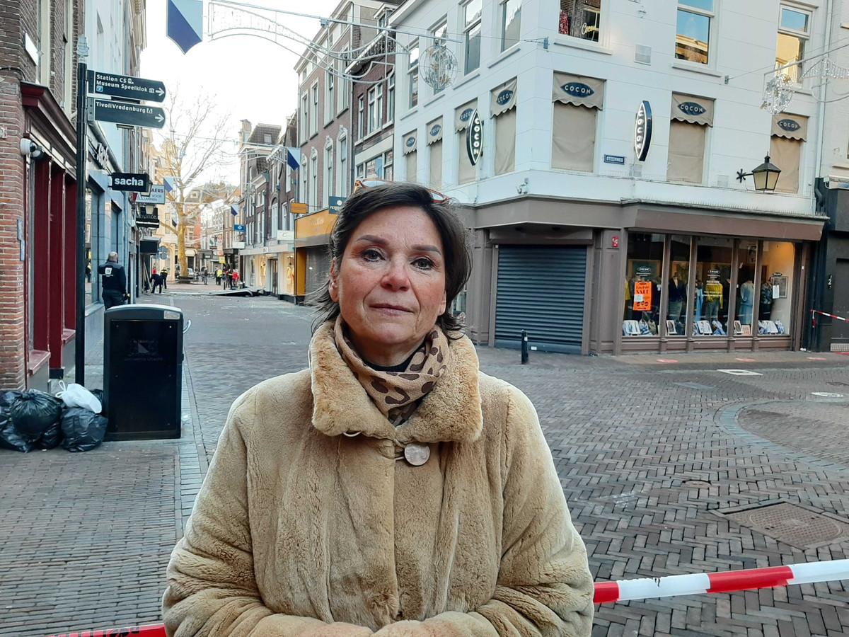 Alexandra Covers van bruidsmodezaak Covers.