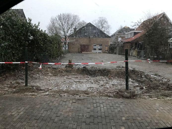 De slopershamer heeft toch gewonnen, het monumentale stroomhuisje aan de Onze Lieve Vrouwestraat in Heteren is niet meer.