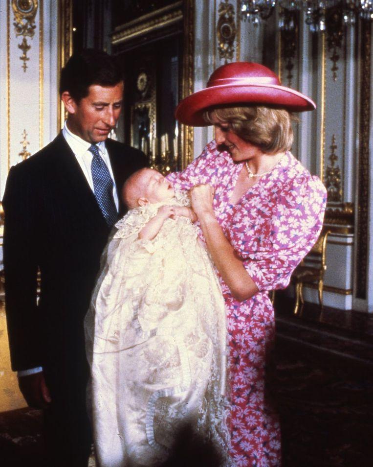 Doopsel van prins William