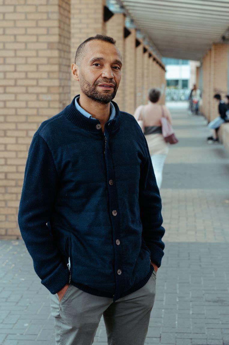 Junior Mthombeni. Beeld Damon De Backer