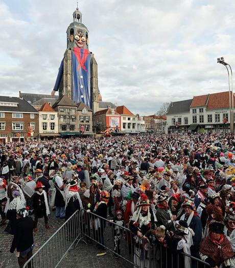 Liveblog Carnaval zaterdag oa optocht Roosendaal en intocht Bergen op Zoom