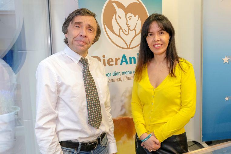 Luk Ferdinand is lijsttrekker van DierAnimal, terwijl de Tervuurse Constance Adonis Villalon de lijst in Vlaams-Brabant duwt.