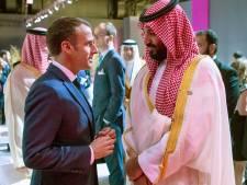 """""""Vous ne m'écoutez jamais"""": l'échange mystérieux entre Macron et MBS"""