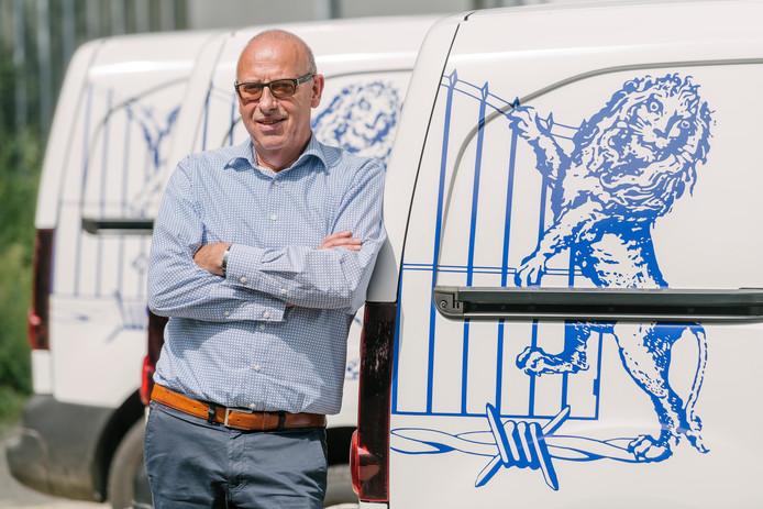 Het bedrijf van Bert Versteeg verzorgt 'afwezigheidscontroles' tijdens vakanties