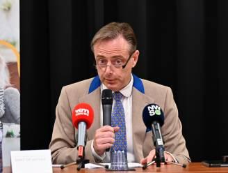 """Bart De Wever vreest Amsterdamse toestanden in Antwerpen: """"De bedreigingen zijn er al"""""""