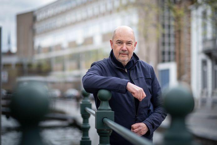 Leerkracht Eric Schmit neemt afscheid van het Scheppersinstituut