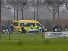 Kopschopincident bij voetbalclub in Etten-Leur