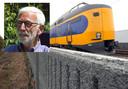 Gerard Vaanhold beleefde een overvolle treinreis, vorige week in de intercity van Enschede naar Amsterdam.