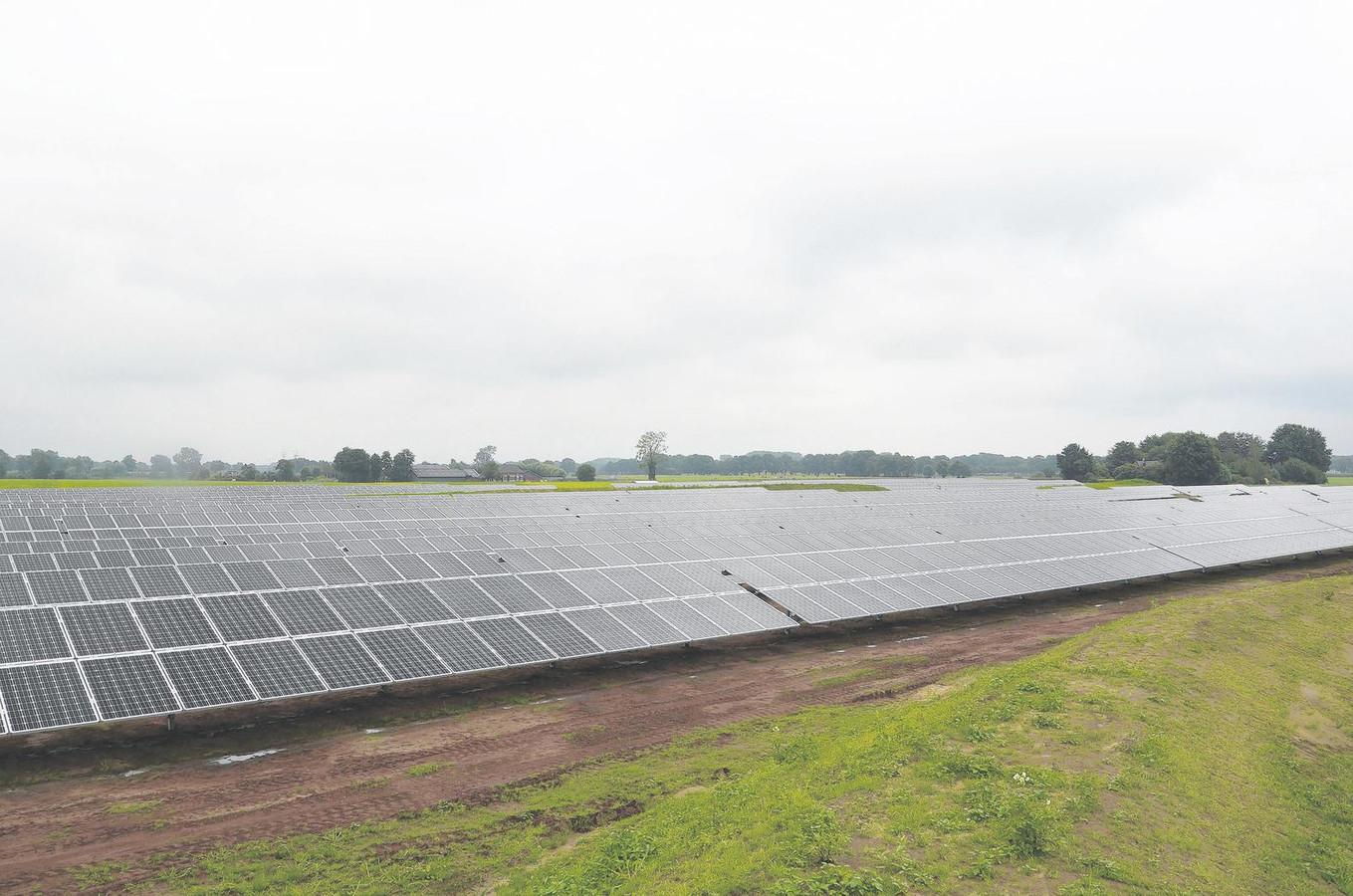De gemeente Zoetermeer onderzoekt locaties voor zonnevelden.