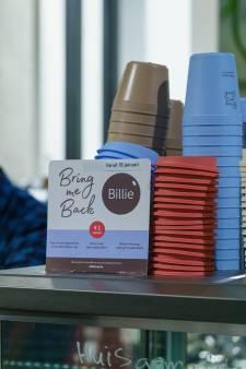 Geen wegwerpbekers meer in Wageningse horeca: koffie krijg je voortaan mee in een statiegeldbeker